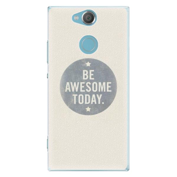Plastové pouzdro iSaprio - Awesome 02 - Sony Xperia XA2