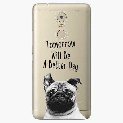 Plastový kryt iSaprio - Better Day 01 - Lenovo K6 Note