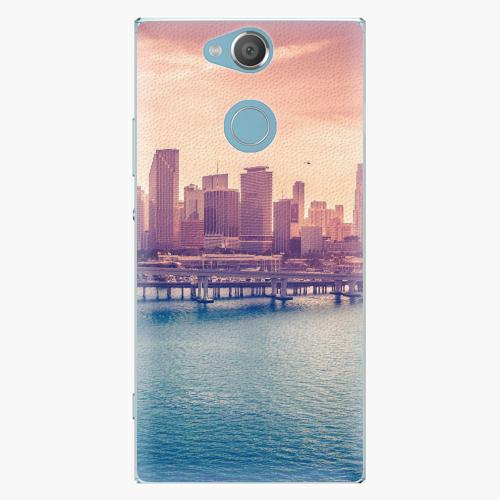 Plastový kryt iSaprio - Morning in a City - Sony Xperia XA2
