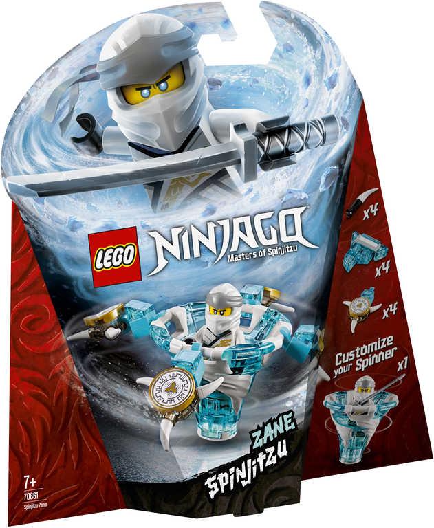 LEGO NINJAGO Spinjitzu Zane 70661 STAVEBNICE