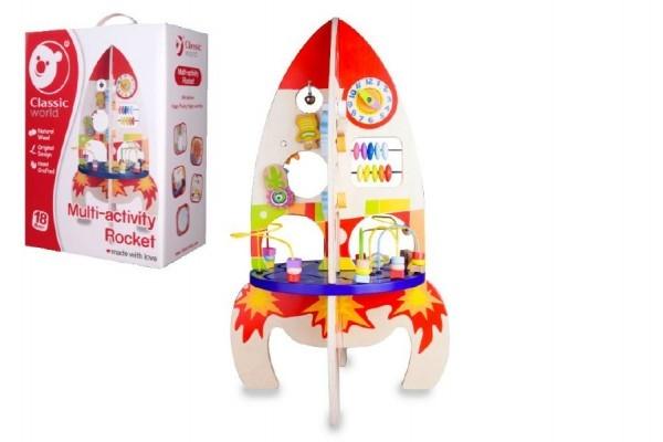 hraci-stul-drevo-edukacni-raketa-v-krabici-32x45x20cm