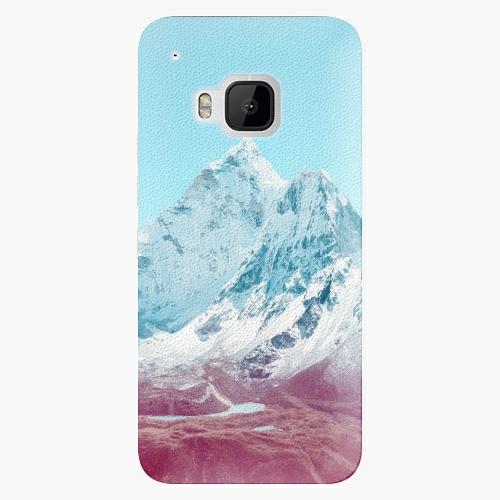 Plastový kryt iSaprio - Highest Mountains 01 - HTC One M9