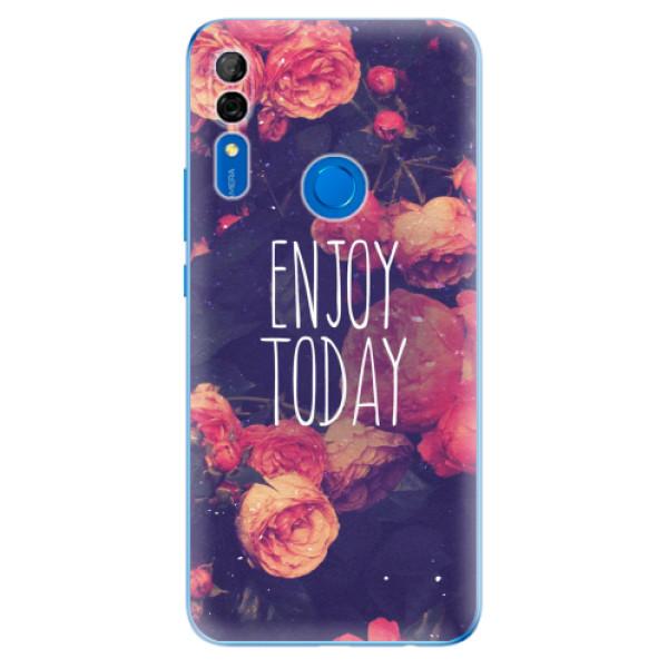 Odolné silikonové pouzdro iSaprio - Enjoy Today - Huawei P Smart Z