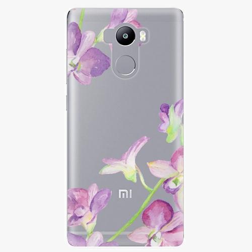 Plastový kryt iSaprio - Purple Orchid - Xiaomi Redmi 4 / 4 PRO / 4 PRIME