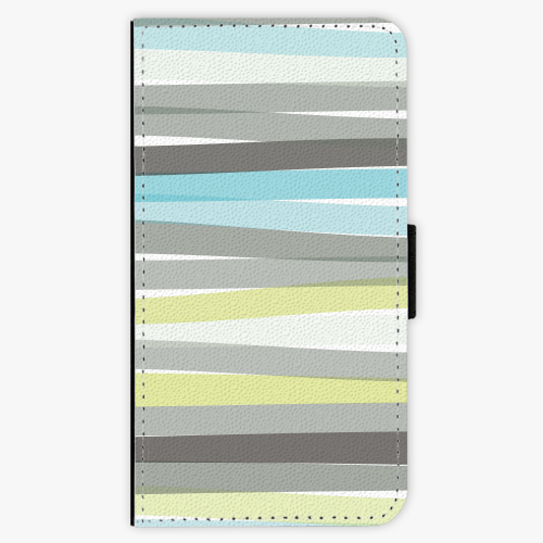 Flipové pouzdro iSaprio - Stripes - Samsung Galaxy J1 2016
