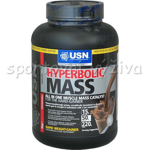 Hyperbolic Mass - 2000g-vanilka