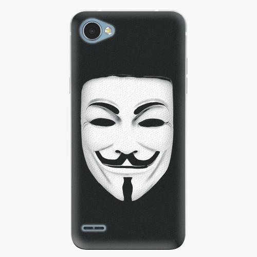 Plastový kryt iSaprio - Vendeta - LG Q6