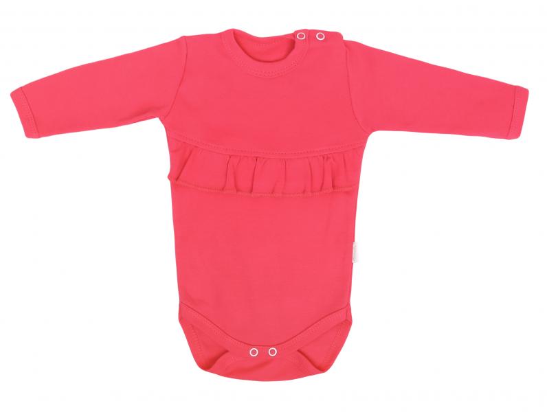 mamatti-kojenecke-body-dl-rukav-myska-s-volankem-tm-ruzova-vel-74-74-6-9m