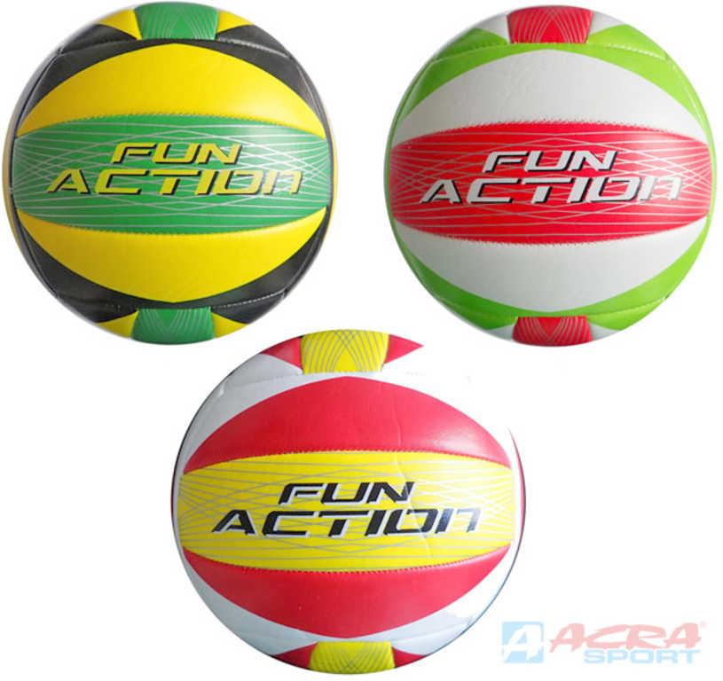 ACRA Volejbalový míč na plážový volejbal Malibu / Paradise různé barvy
