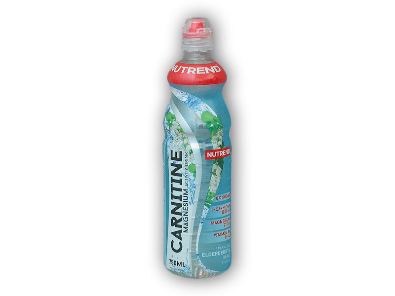 Carnitine Activity drink + Caffeine 750ml-bezinka-mata-jemne-perliva