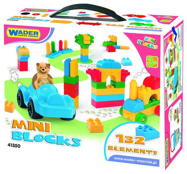 WADER Kostky mini blocks střední 41350