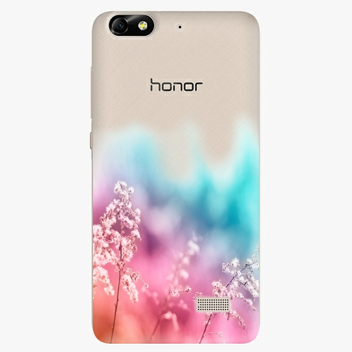 Plastový kryt iSaprio - Rainbow Grass - Huawei Honor 4C
