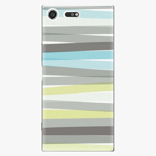 Plastový kryt iSaprio - Stripes - Sony Xperia XZ Premium
