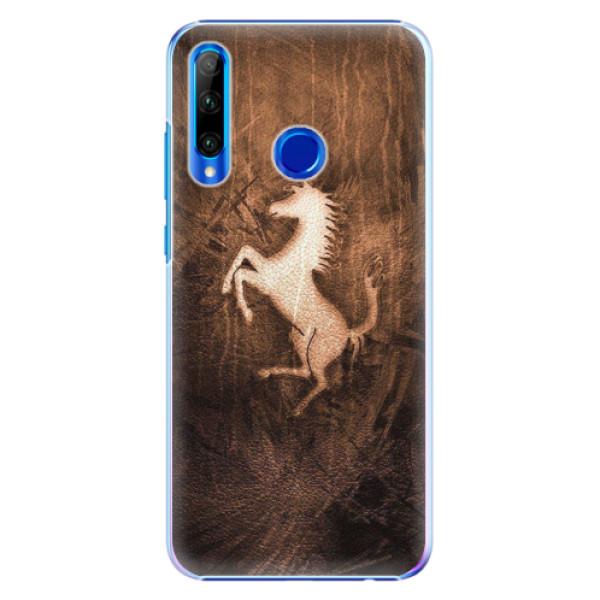 Plastové pouzdro iSaprio - Vintage Horse - Huawei Honor 20 Lite
