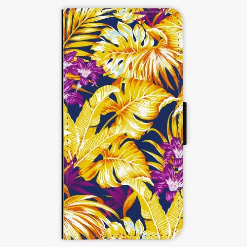 Flipové pouzdro iSaprio - Tropical Orange 04 - Samsung Galaxy S9 Plus