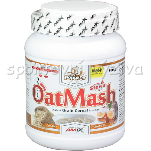 Oat Mash - 600g-natural-pure