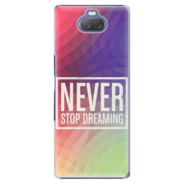 Plastové pouzdro iSaprio - Dreaming - Sony Xperia 10