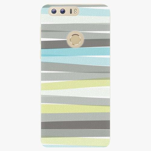 Plastový kryt iSaprio - Stripes - Huawei Honor 8