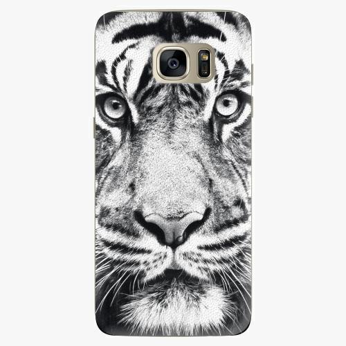 Plastový kryt iSaprio - Tiger Face - Samsung Galaxy S7