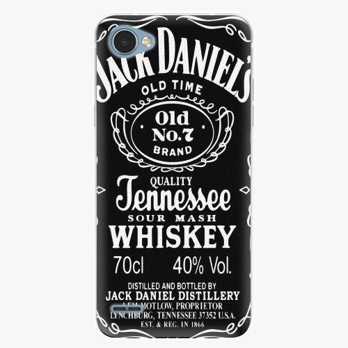 Plastový kryt iSaprio - Jack Daniels - LG Q6