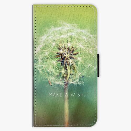 Flipové pouzdro iSaprio - Wish - Sony Xperia XZ