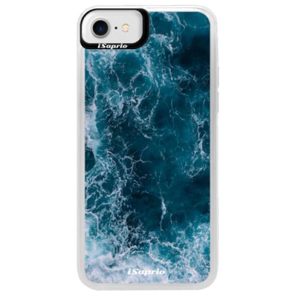 Neonové pouzdro Blue iSaprio - Ocean - iPhone 7