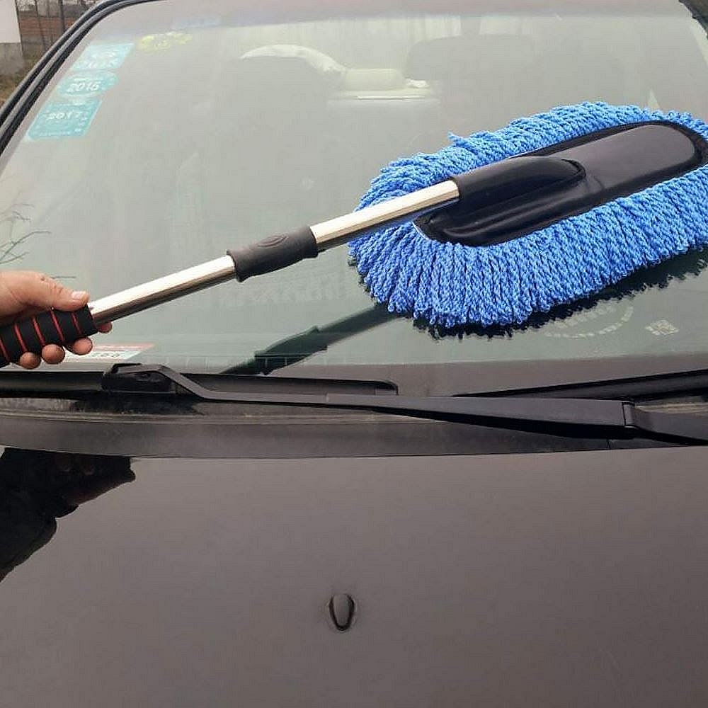 Koště na mytí auta