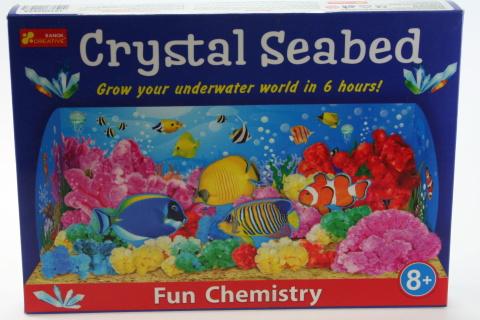 Podmořský svět krystaly - experimentální sada