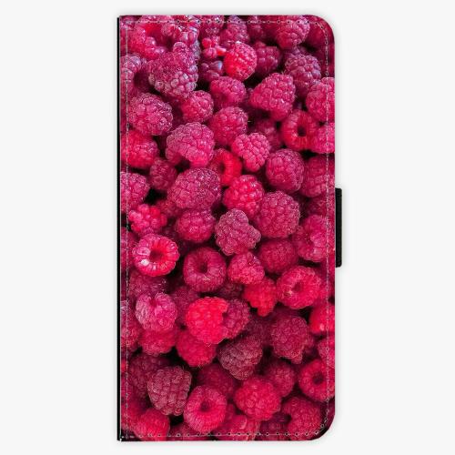 Flipové pouzdro iSaprio - Raspberry - Samsung Galaxy A3 2017