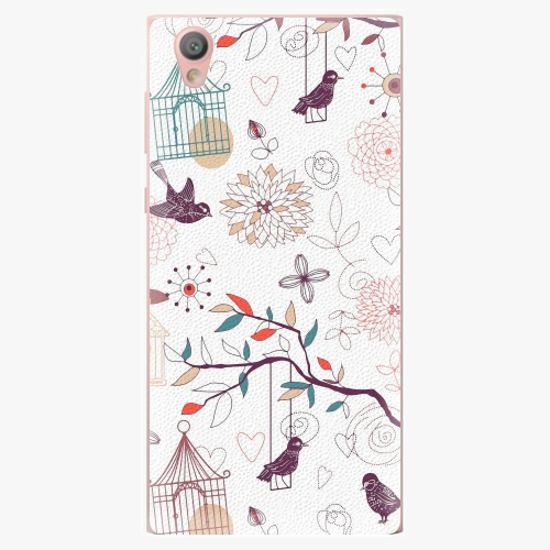 Plastový kryt iSaprio - Birds - Sony Xperia L1