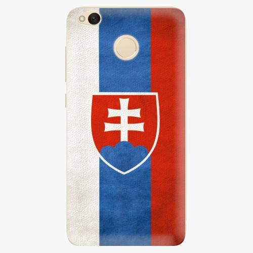 Plastový kryt iSaprio - Slovakia Flag - Xiaomi Redmi 4X