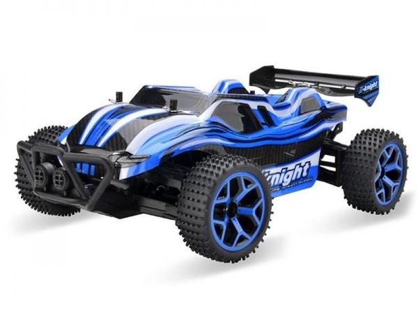 X-Knight Truggy FIERCE 1:18 RTR, 4WD - Modrá