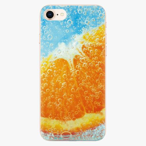 Plastový kryt iSaprio - Orange Water - iPhone 8