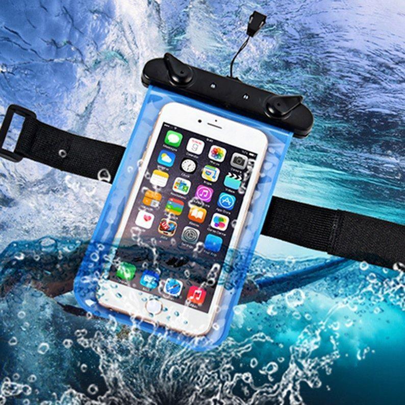 Voděodolné pouzdro na telefon