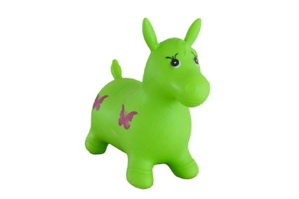 hopsadlo-kun-skakaci-gumovy-zeleny-49x43x28cm-v-sacku