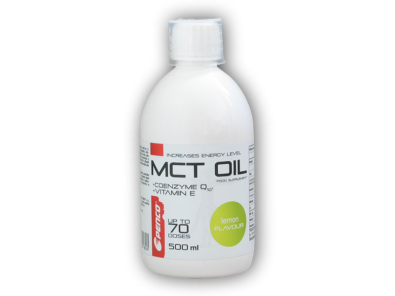 MCT Oil 500ml-lemon