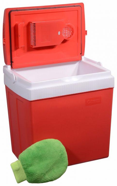 Chladící přenosný box - 30 l, displej s teplotou