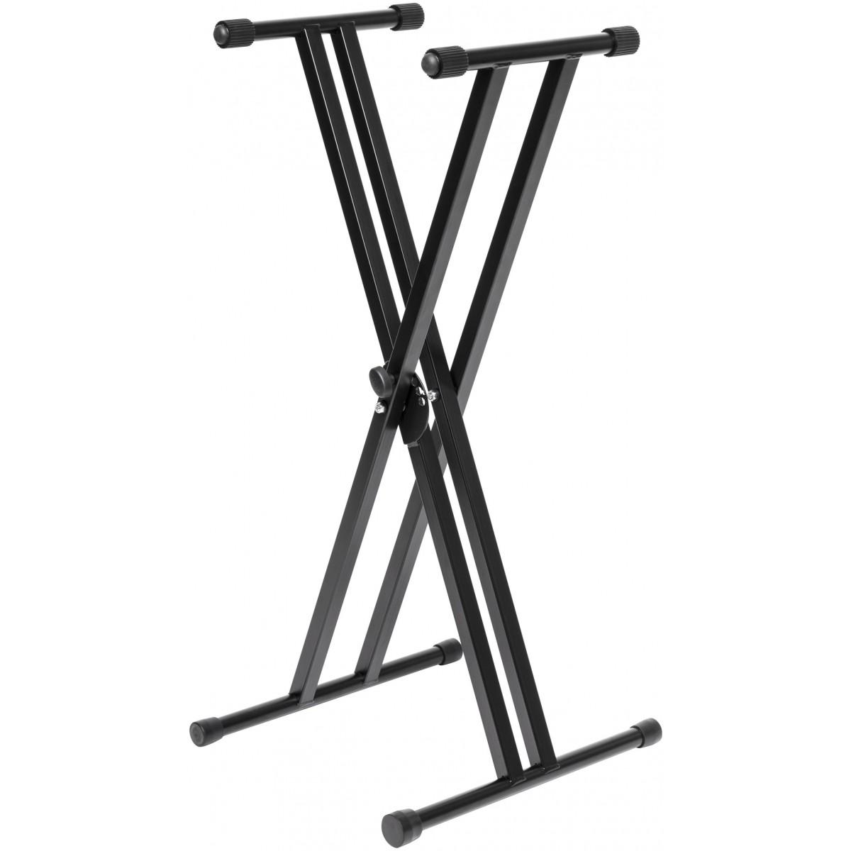 Stagg KXS-A6, dvojitý klávesový stojan