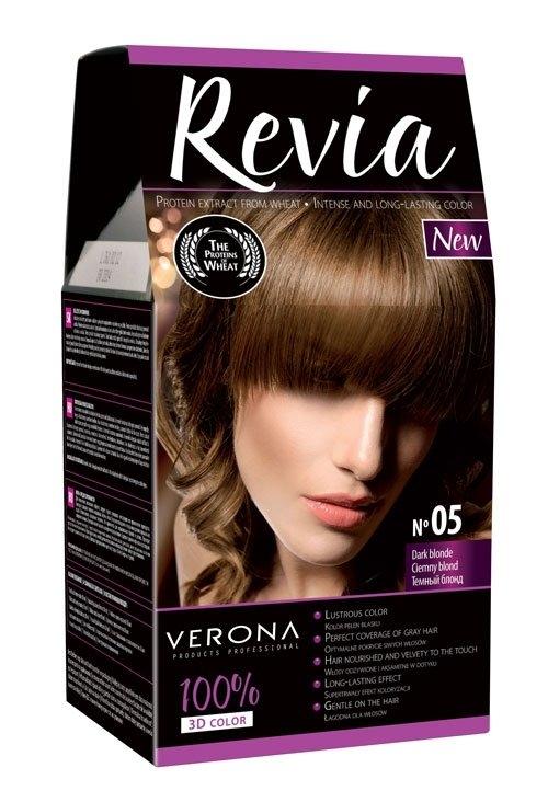 Barva na vlasy tmavý blond 05