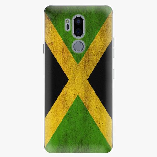 Plastový kryt iSaprio - Flag of Jamaica - LG G7