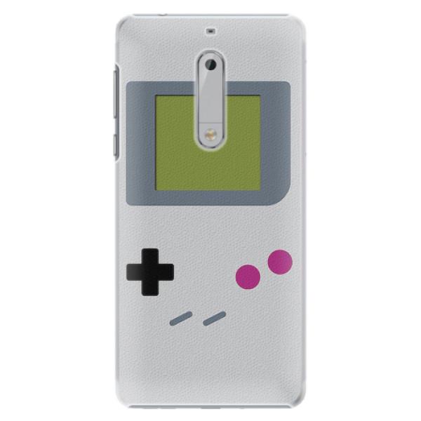 Plastové pouzdro iSaprio - The Game - Nokia 5