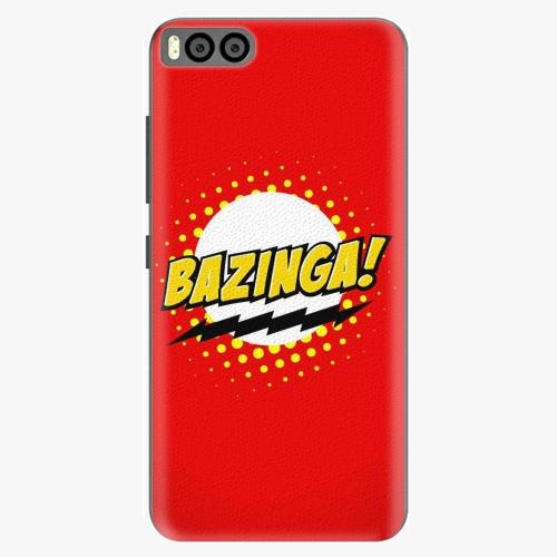 Plastový kryt iSaprio - Bazinga 01 - Xiaomi Mi6