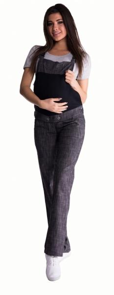 be-maamaa-tehotenske-kalhoty-s-laclem-cerny-melirek-m-38