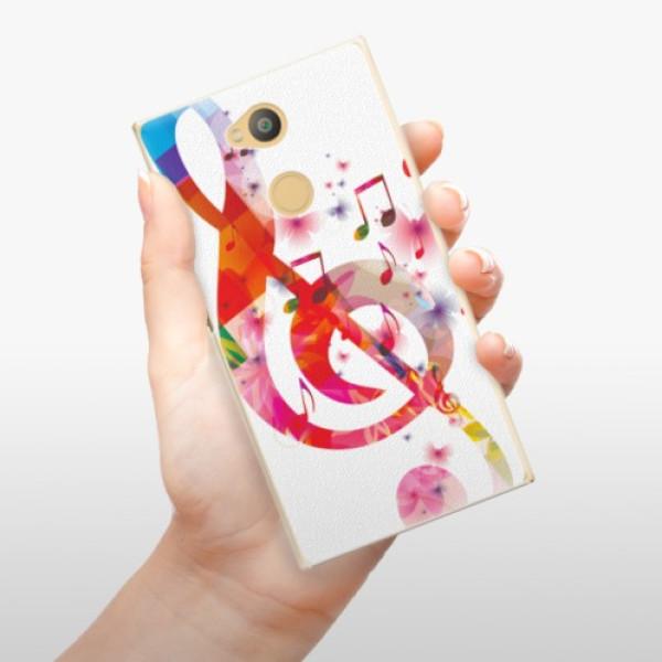 Plastové pouzdro iSaprio - Love Music - Sony Xperia L2