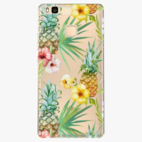 Plastový kryt iSaprio - Pineapple Pattern 02 - Huawei Ascend P9 Lite