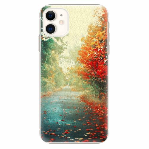 Plastový kryt iSaprio - Autumn 03 - iPhone 11