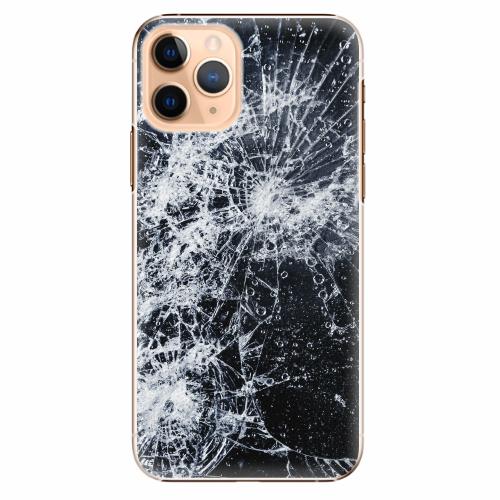 Plastový kryt iSaprio - Cracked - iPhone 11 Pro