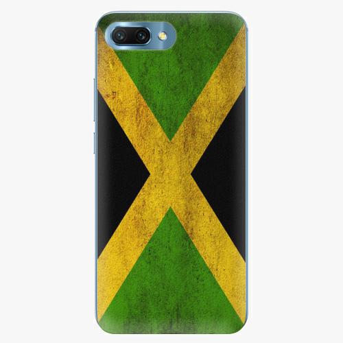 Silikonové pouzdro iSaprio - Flag of Jamaica - Huawei Honor 10