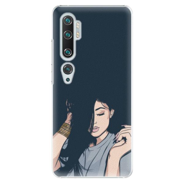 Plastové pouzdro iSaprio - Swag Girl - Xiaomi Mi Note 10 / Note 10 Pro