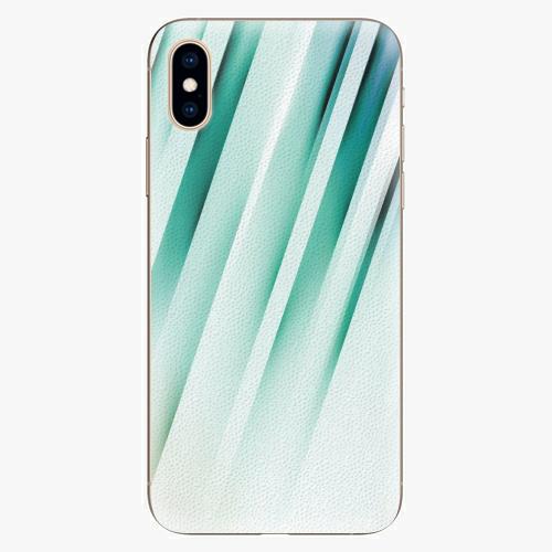 Plastový kryt iSaprio - Stripes of Glass - iPhone XS